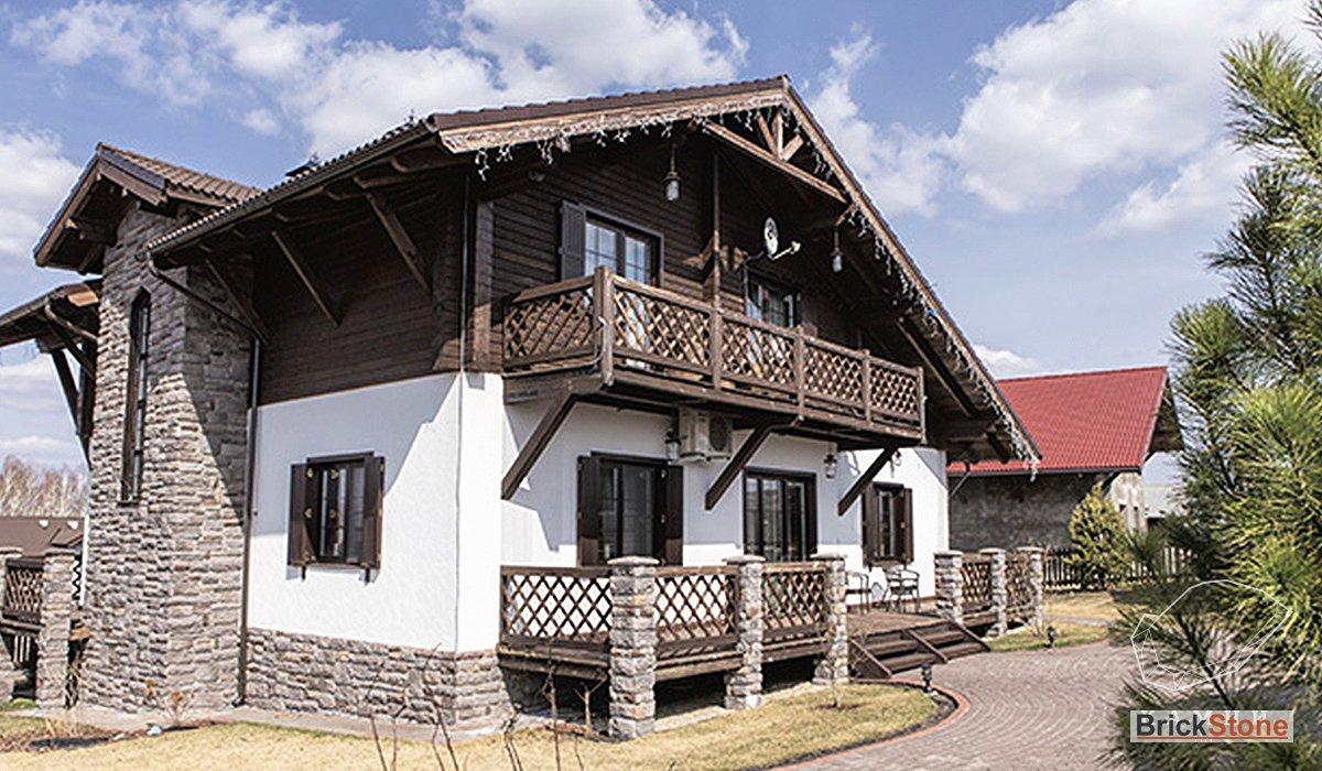 Камрок альпийская деревня фото